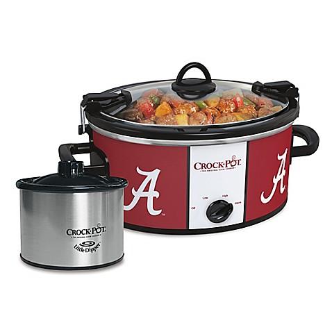 University Of Alabama Crock Pot 174 Cook Amp Carry Slow Cooker