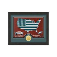"NFL Philadelphia Eagles ""Country"" Photo Mint"