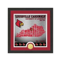 "NCAA University of Louisville ""State"" Photo Mint"