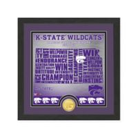 "NCAA Kansas State University ""State"" Photo Mint"