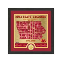 "NCAA Iowa State University ""State"" Photo Mint"