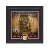 """NCAA Auburn University """"State"""" Photo Mint"""