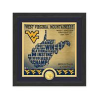 "NCAA West Virginia University ""State"" Photo Mint"