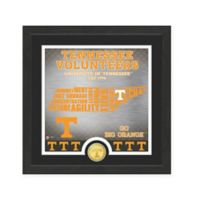 """NCAA University of Tennessee """"State"""" Photo Mint"""