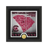 "NCAA University of South Carolina ""State"" Photo Mint"