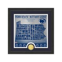"NCAA Penn State University ""State"" Photo Mint"