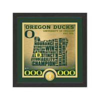 "NCAA University of Oregon ""State"" Photo Mint"