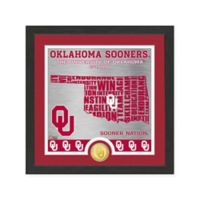 "NCAA University of Oklahoma ""State"" Photo Mint"
