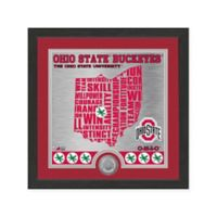 "NCAA Ohio State University ""State"" Photo Mint"