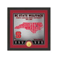"NCAA North Carolina State University ""State"" Photo Mint"