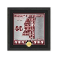 "NCAA Mississippi State University ""State"" Photo Mint"