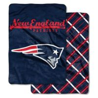 """NFL New England Patriots """"Glory Days"""" Cloud Throw Blanket by The Northwest"""