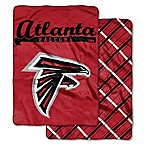 "NFL Atlanta Falcons ""Glory Days"" Cloud Throw Blanket by The Northwest"
