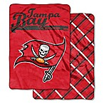 "NFL Tampa Bay Buccaneers ""Glory Days"" Cloud Throw Blanket by The Northwest"
