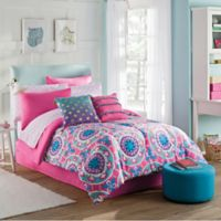 Emily 6-Piece Twin Comforter Set
