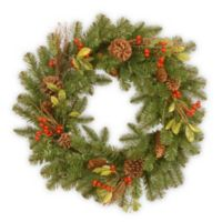 National Tree Decorative Collection 24-Inch Wreath