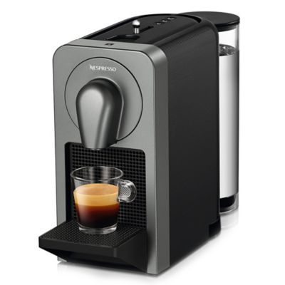 Nespresso Coffee Maker Bed Bath And Beyond : Nespresso Prodigio Espresso Machine - Bed Bath & Beyond