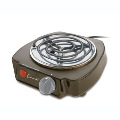Continental Electric 1100 Watt Single Burner