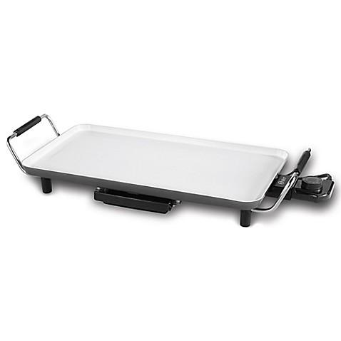 Oster 174 Duraceramic Electric Griddle Bed Bath Amp Beyond