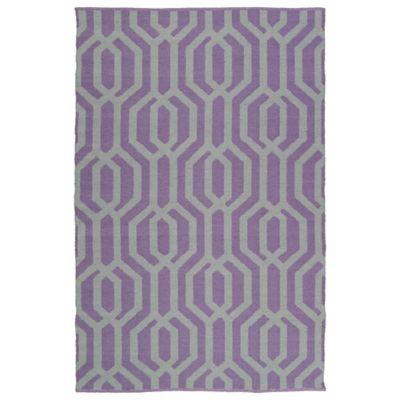 buy purple runner rug from bed bath & beyond
