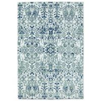 Kaleen Cozy Toes Agra 3-Foot x 5-Foot Accent Rug in Ivory