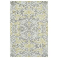 Kaleen Cozy Toes New Direction 2-Foot x 3-Foot Accent Rug in Ivory