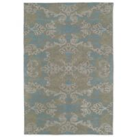 Kaleen Cozy Toes New Direction 5-Foot x 7-Foot Multicolor Area Rug