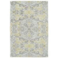Kaleen Cozy Toes New Direction 5-Foot x 7-Foot Areas Rug in Ivory