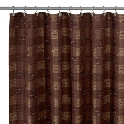 B Smith Woodlander 72 Inch X 75 Fabric Shower Curtain