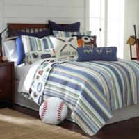 Levtex Home Gareth Twin Quilt Set