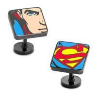 DC Comics Square Superman Cufflinks