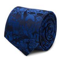 DC Comics Silk DC Comics Silk Batman Comic Tie in Blue