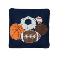 Levtex Home Gareth Sports Icon Pillow