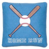 Levtex Home Gareth Baseball Shaped Pillow