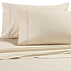 All Natural Cotton 500-Thread-Count Square Full Sheet Set in Natural