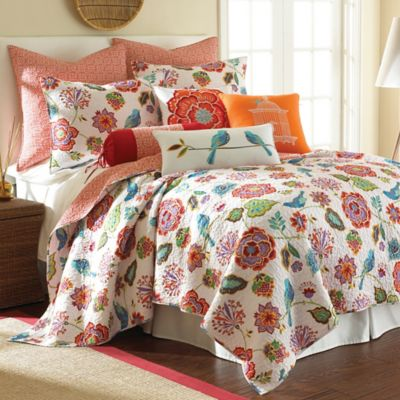 levtex home adele king quilt set