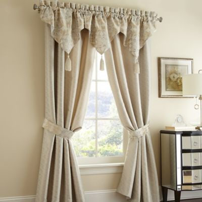 Buy Bedroom Valances for Windows from Bed Bath & Beyond