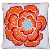 Levtex Home Adele Flower Pillow
