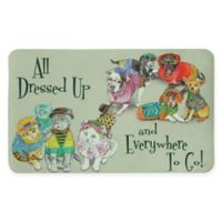 Bacova 17.5-Inch x 29-Inch All Dressed Up Kitchen Mat