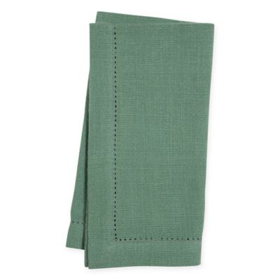 Rustic Napkin in Forest (Set of 4)  sc 1 st  Bed Bath \u0026 Beyond : christmas table linen set - pezcame.com