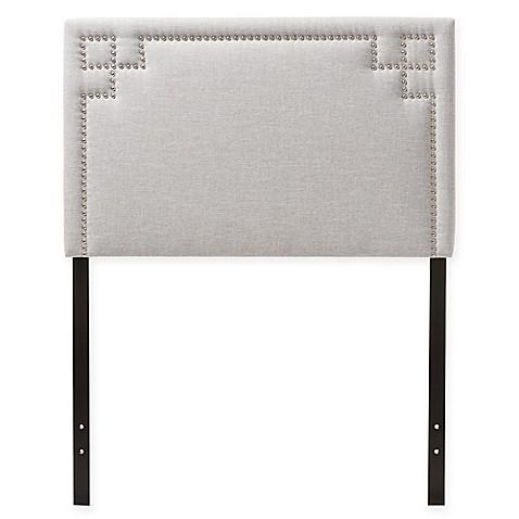 wholesale interiors geneva twin headboard bed bath beyond