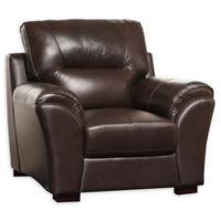 Abbyson Living® Caprice Armchair in Brown