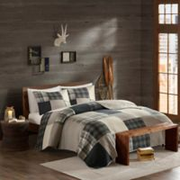 Woolrich® Winter Hills Full/Queen Reversible Quilt Set in Tan