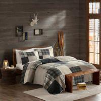Woolrich® Winter Hills Full/Queen Reversible Quilt Set in Tan