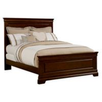 Stone & Leigh by Stanley Furniture Teaberry Lane Full Panel Bed in Midnight Cherry
