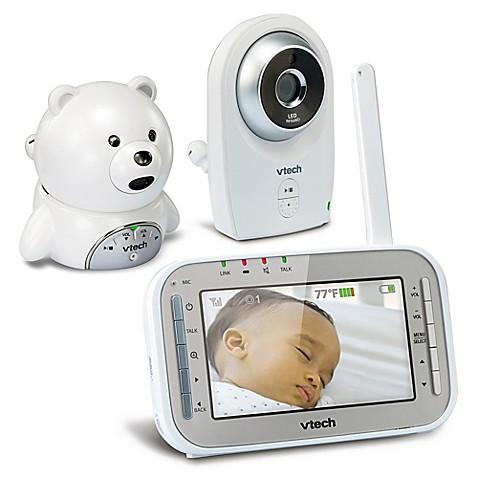 VTech® VM341-216 Expandable Digital Video Baby Monitor