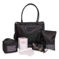 J.L. Childress jay elle Type A 6-Piece Breast Pump Bag in Black