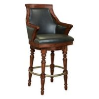 Howard Miller™ Oliver Swivel Barstool in Cherry