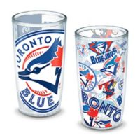 Tervis® MLB Toronto Blue Jays All-Over Wrap 16 oz. Tumblers (Set of 2)