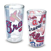 Tervis® MLB Atlanta Braves All-Over Wrap 16 oz. Tumblers (Set of 2)